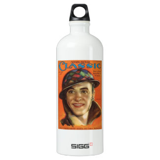 John Gilbert 1926 vintage portrait Water Bottle