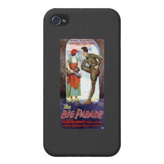 John Gilbert in The Big Parade iPhone 4 Cover