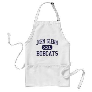 John Glenn - Bobcats - High - Bay City Michigan Aprons