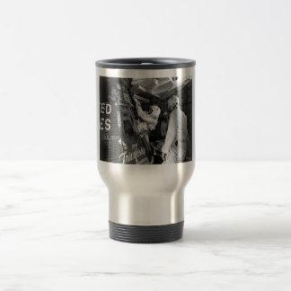 John Glenn Entering Friendship 7 Spacecraft Coffee Mug