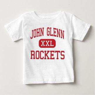 John Glenn - Rockets - altos - Westland Michigan Tshirts