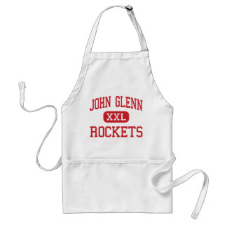 John Glenn - Rockets - High - Westland Michigan Aprons