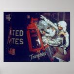 John Glenn sube a la amistad histórica 7 Poster