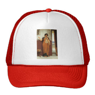 John Godward- A Stitch in Time (Idle Thoughts) Trucker Hat