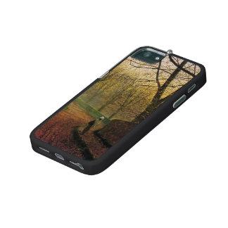 John Grimshaw- Stapleton Park near Pontefract Sun iPhone 5/5S Cover