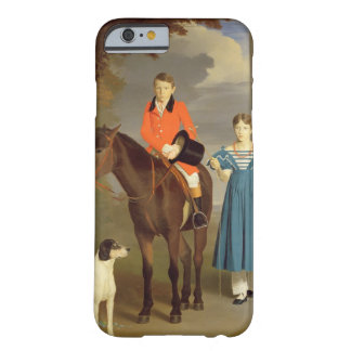 John Gubbins Newton and his Sister Mary, 1832-33 ( Barely There iPhone 6 Case