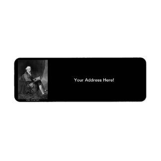 John Hancock Return Address Label