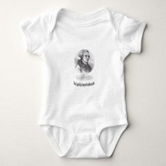 John Hancock, Signature and Quote Baby Bodysuit