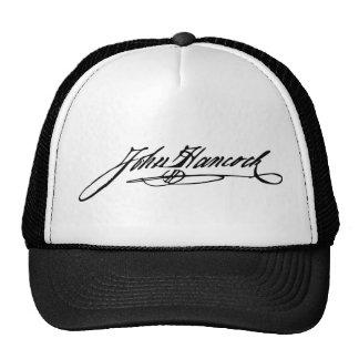 John Hancock Signature Trucker Hat