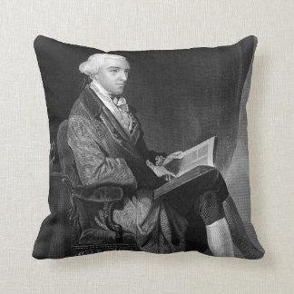 John Hancock Throw Pillows