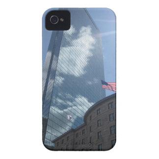 John Hancock Tower - Boston iPhone 4 Case-Mate Cases