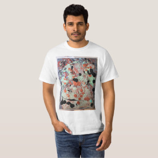 John has  makes art and has Cerebral Palsy T-Shirt