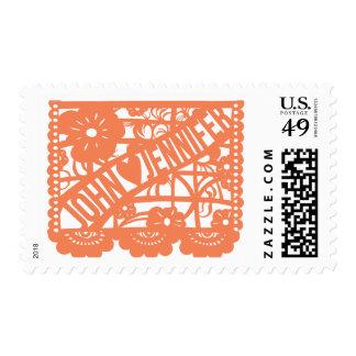John Heart Jennifer Papel Picado Stamps