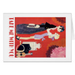 John Held's Take Me With You Greeting Cards