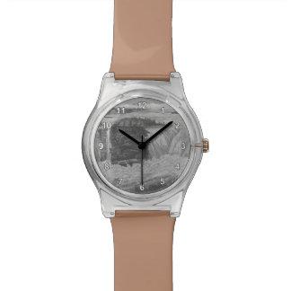 John Henry Twachtman- Niagara Falls Relojes De Pulsera