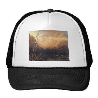 John Henry Twachtman- Tuckerman s Ravine Hats