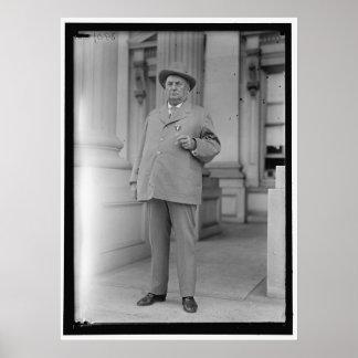 JOHN HOLLIS BANKHEAD, REP. FROM ALABAMA [1914] POSTER