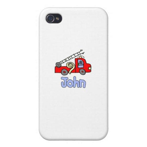 John iPhone 4 Cases
