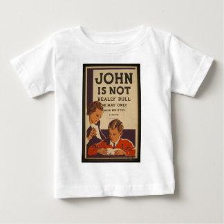 John is Not Dull - 1937 Baby T-Shirt