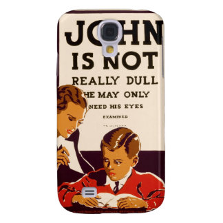 John is not really dull galaxy s4 cases