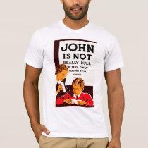 John is Not Really Dull