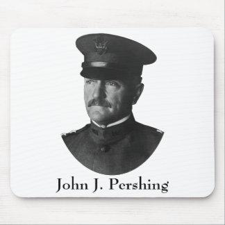 John J Pershing Mousepads