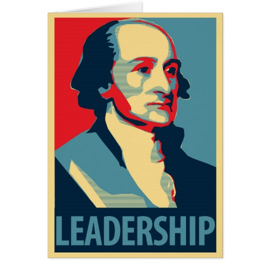 John Jay Campaign Notecards Card