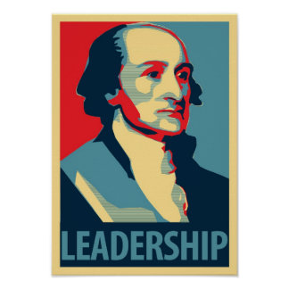 John Jay Campaign Poster