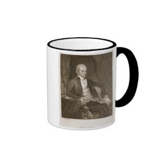 John Jay, engraved by Asher Brown Durand (1796-188 Ringer Mug