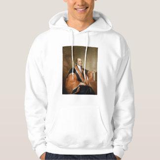 'John Jay' Hooded Pullover