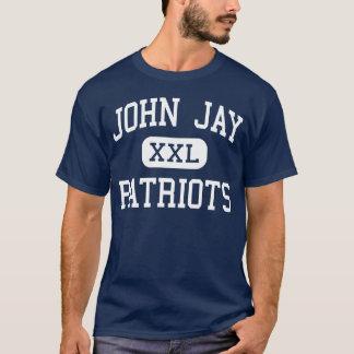 John Jay - Patriots - High - Hopewell Junction T-Shirt