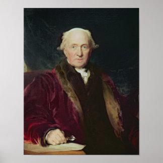 John Julius Angerstein, 1816 Poster
