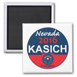 John KASICH 2016 Square Magnet