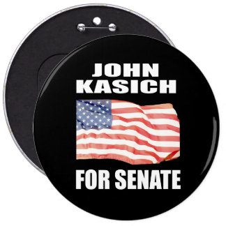 JOHN KASICH FOR GOVERNOR PIN