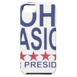 John Kasich For President ;'.png iPhone SE/5/5s Case