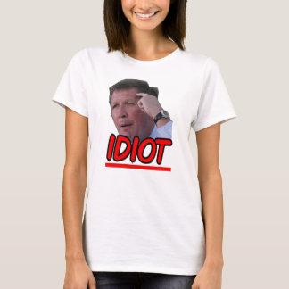 John Kasich - Idiot Ohio Governor T-Shirt