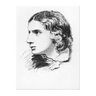 John Keats Canvas Prints
