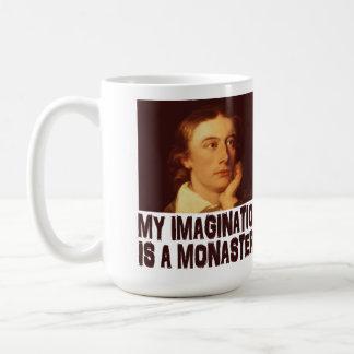 John Keats: Imaginación Taza De Café
