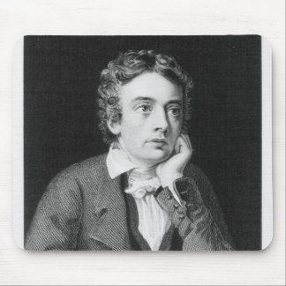 John Keats Mouse Pad