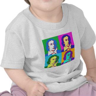 John Keats Pop Art T Shirt