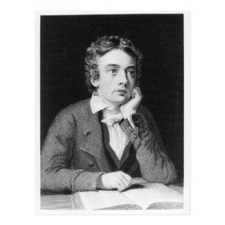 John Keats Postal