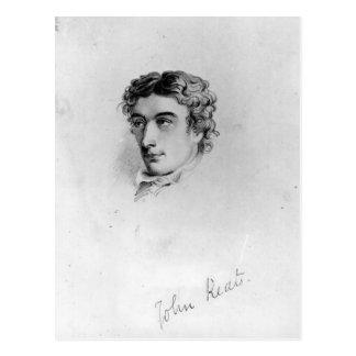 John Keats Post Cards