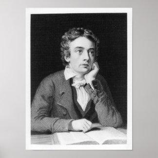John Keats Póster