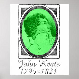 John Keats Posters