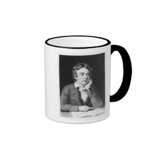 John Keats Tazas De Café