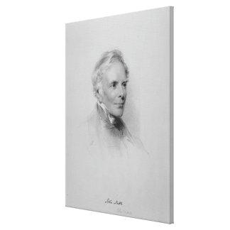 John Keble Canvas Print
