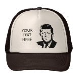 John Kennedy T-shirt Hats