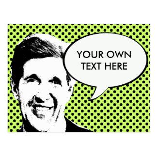 John Kerry 2012 Postal