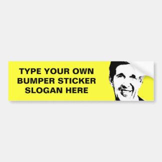 John Kerry Car Bumper Sticker