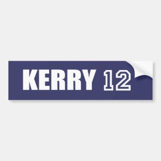 JOHN KERRY Election Gear Car Bumper Sticker